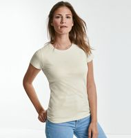 Russell 108F Ladies' Pure Organic T