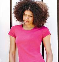 Fruit of the Loom Lady-Fit Value Weight T