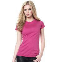 EarthPositive EP04 Women's Slim-Fit Organic T-Shirt