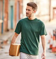 Russell 010M Workwear Crew Neck T-Shirt