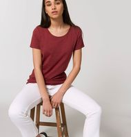 Stella Expresser - Iconic Damen anliegendes T-Shirt