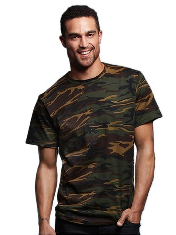 Anvil Camouflage T-Shirt A939
