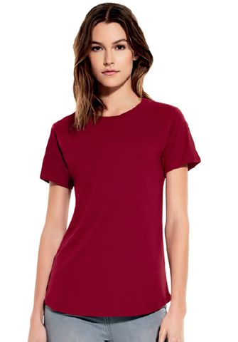 "Continental Clothing Womens ""ECOVERO"" T-Shirt N49"