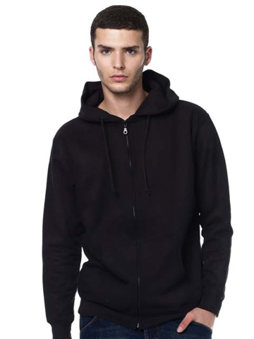 EarthPositive EP61Z Men's Organic Hooded