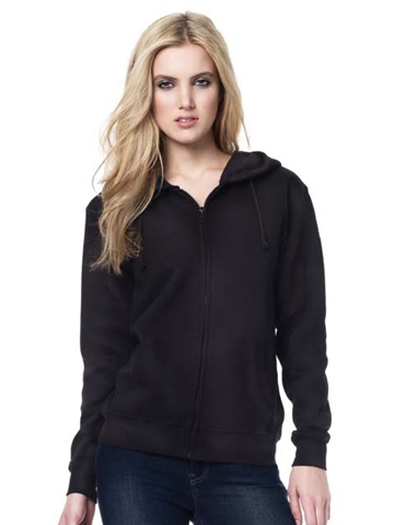 EarthPositive EP62Z Women's Organic Hooded Jacket