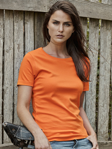 Tee Jays Ladies Interlock T-Shirt TJ580N